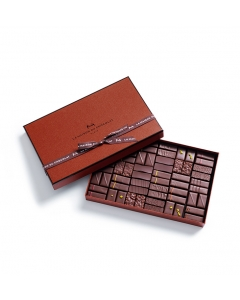 Coffret Maison Dark 60 chocolates