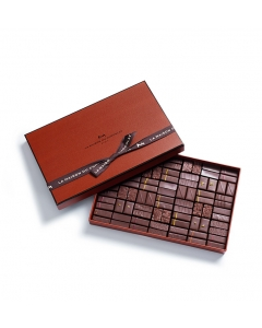 Coffret Maison Dark 84 chocolates