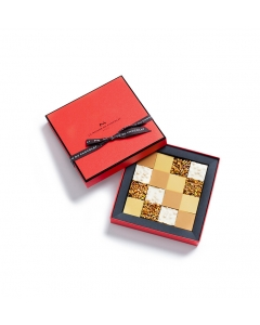 Bars Gift Box 16 chocolates