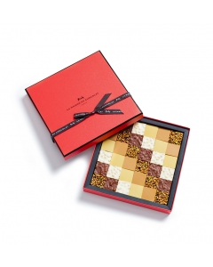 Coffret Tablettes 36 chocolats