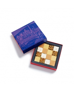 The Blue Hour Bars Gift Box 16 chocolates