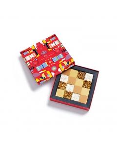 Coffret Tablettes Cracker 16 Chocolats
