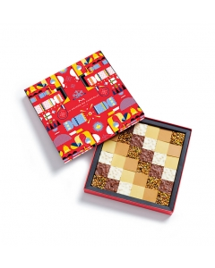 Coffret Tablettes Cracker 36 Chocolats
