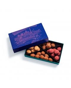 The Blue Hour Plain Cassis Caramel Truffles 245g