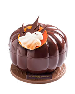 Dark Chocolate Pumpkin