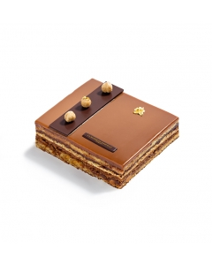 Praliné Mousse Cake 6 pers.