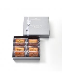 費南雪小蛋糕禮盒8件
