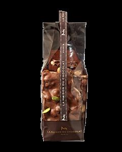 Milk Chocolate Mendiant