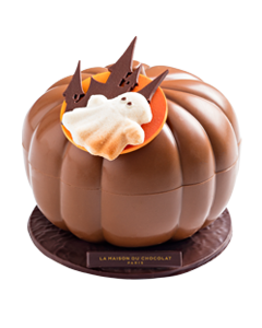 Milk Chocolate Pumpkin