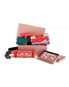 Detonating Holiday Gift Box