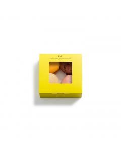 金裝馬卡龍小圓餅4片裝