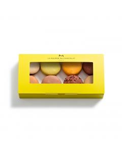 Macarons Case 8 piece
