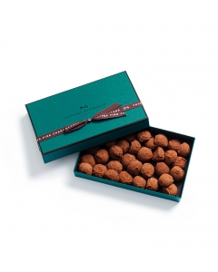 Coffret Truffes Chocolat Fine Champagne 35 pièces