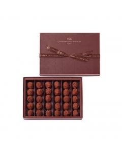Plain Dark Chocolate Truffles 30 pieces