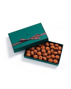 Coffret Truffes Chocolat Nature 245g