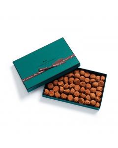 Coffret Truffes Chocolat Nature 400g