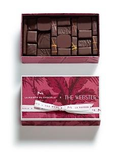 La Maison du Chocolat x The Webster Coffret Maison