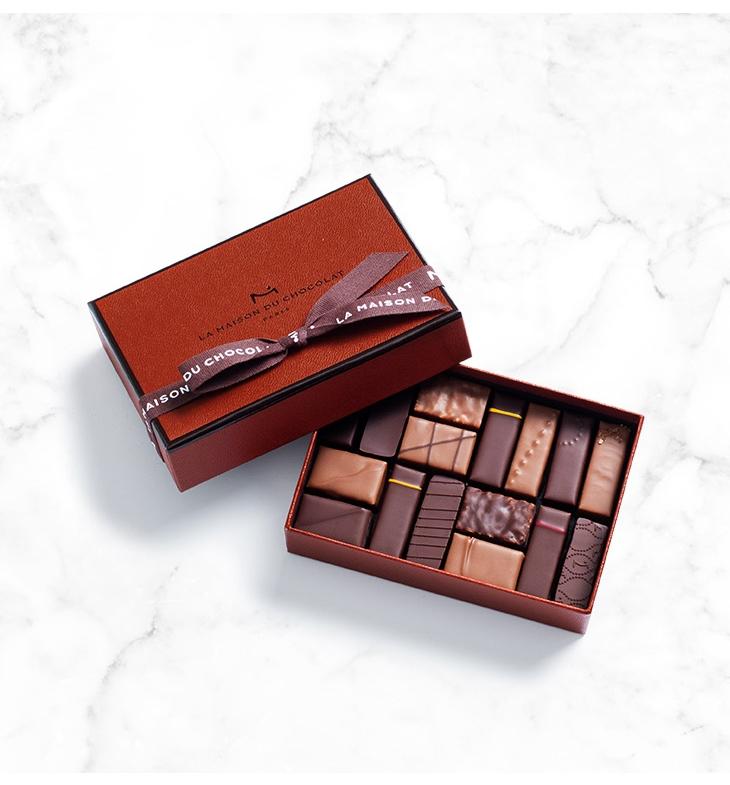 Gesture Gift Box 9 chocolates