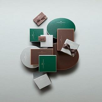 Personalized Wedding Chocolate - La Maison du Chocolat