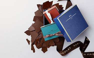 Chocolate Praline Treats - La Maison du Chocolat