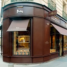 Boutique - La Maison du Chocolat