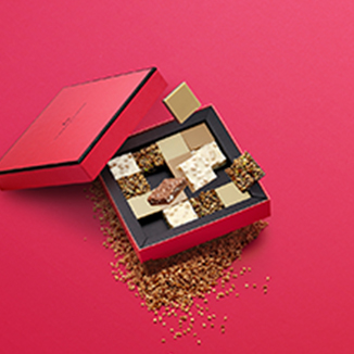 Composition Coffret - La Maison du Chocolat