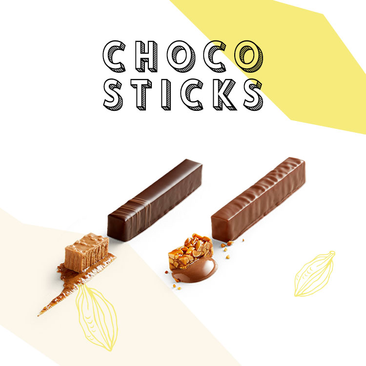 Collection Snacking - Choco Sticks