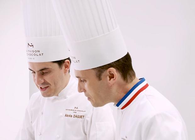 Nicolas Cloiseau Chef Chocolatier Maison du Chocolat