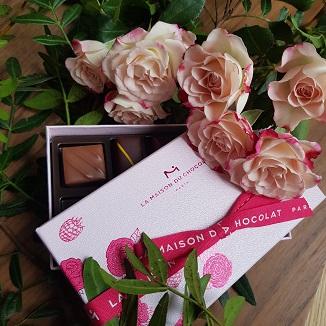 Chocolat Fête des Mères - La Maison du Chocolat