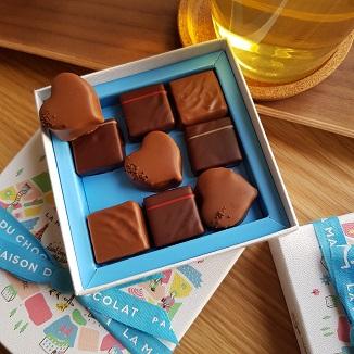 Chocolats Saint Valentin - La Maison du Chocolat